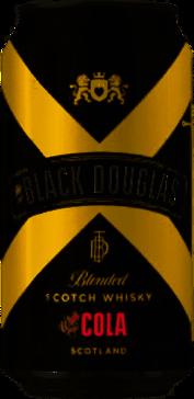 null Black Douglas Scotch & Cola Can 24X375ML