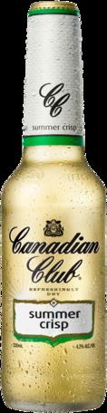 null Canadian Club Summer 4.2% Bottle 4X330ML