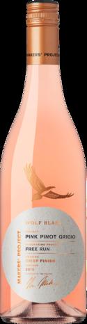 Wolf Blass Makers Pink Pinot Grigio 750ML