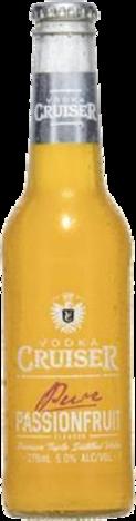 null Cruiser Vodka & Passionfruit Bottle 24X275ML