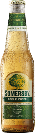 null Somersby Apple 24 Pack 330mL