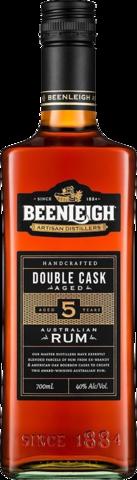 null Beenleigh Double Barrel Dark Rum 5Yo 700ML