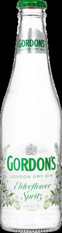 null Gordons Spritz 4% Bottle 24X330ML