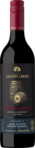 null Jacobs Creek Double Barrel Shiraz Cabernet 750ML