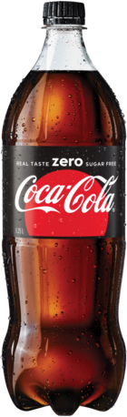 null Coca Cola Zero Bottle Single 1.25LT