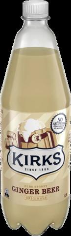 null Kirks Ginger Beer Btl Single 1.25LT