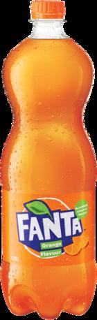null Fanta Orange Btl Single 1.25LT