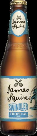 null James Squire Swindler Bottle 6X345ML