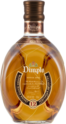 null Dimple Scotch 12Yo 700ML