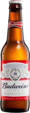 null Budweiser Bottle 24X330ML