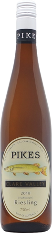 null Pikes Clare/Vly Riesling 750ML