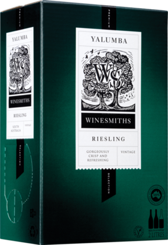 null Winesmiths Premium Selection Riesling Cask 2LT