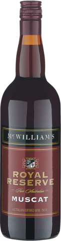 null McWilliams Royal Reserve Brown Muscat 750ML