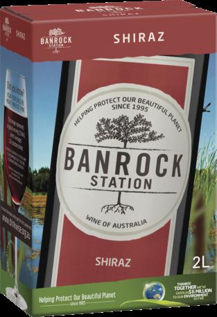 null Banrock Station Shiraz Cask 2LT