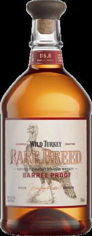 null Wild Turkey Rare Breed Barrel Proof Bourbon 56.4% 700mL