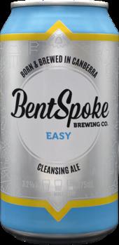 Bentspoke Easy Pale Ale Can 4X375ML