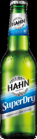 null Hahn Super Dry 4.6% Bottle 6X330ML