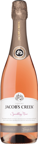 null Jacobs Creek Sparkling Moscato Rose 750ML