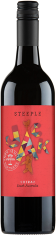 null Steeple Jack Shiraz 750ML