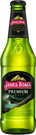 null Boags Premium Bottle 24X375ML