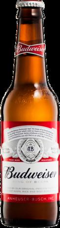 null Budweiser Bottle 6X330ML