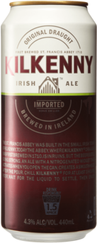 null Kilkenny Irish Ale Can 24X440ML