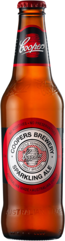 null Coopers Sparkling Ale Bottle 6X375ML