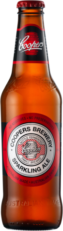 null Coopers Sparkling Ale Bottle 24X375ML
