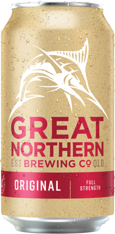 null Great Northern Original Can 30X375ML