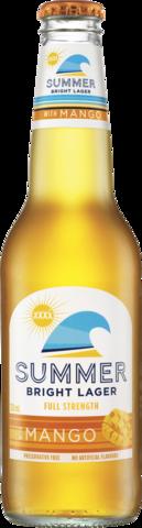 null XXXX Summer Mango Bottle 6X330ML