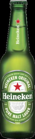 null Heineken Bottle 24X330ML