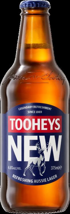 null Tooheys New Bottle 24X375ML