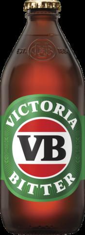 null Victoria Bitter Bottle 24X375ML