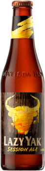 null MBB Lazy Yak Pale Ale Bottle 24X345ML