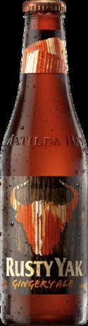 null MBB Rusty Yak Gingery Ale Bottle 6X345ML