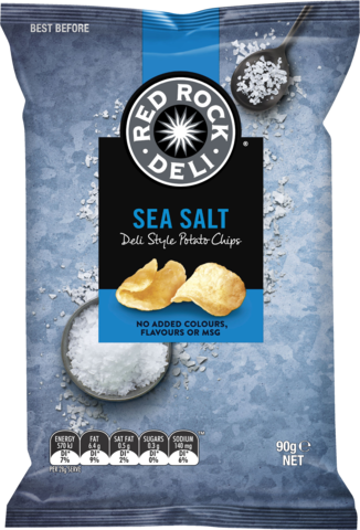 null Red Rock Sea Salt 90gm