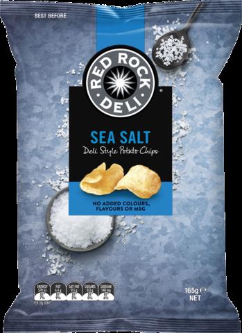 null Red Rock Sea Salt 165gm