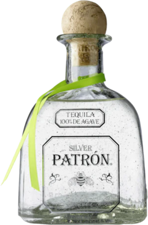null Patron Silver Tequila 700ML