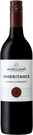 null McWilliams Inheritance Shiraz Cabernet 750ML