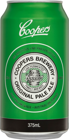 null Coopers Pale Ale Can 6X375ML