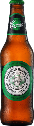 null Coopers Pale Ale Bottle 24X375ML