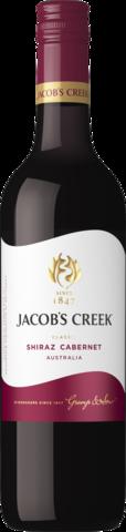 null Jacobs Creek Shiraz Cabernet 750ML