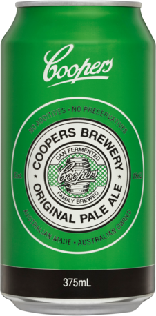 null Coopers Pale Ale Can 24X375ML