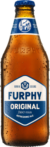 null Furphy Refreshing Ale Bottle 24X375ML