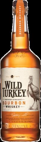 null Wild Turkey Bourbon 86.8% 1LT