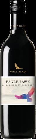 null Eaglehawk Shiraz Merlot Cabernet 750ML
