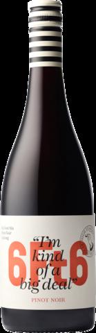 null Six Foot Six Pinot Noir 750ML