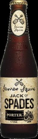 null James Squire Porter Bottle 24X345ML