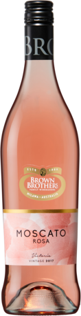 null Brown Brothers Moscato Rosa 750mL