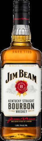null Jim Beam White 1LT